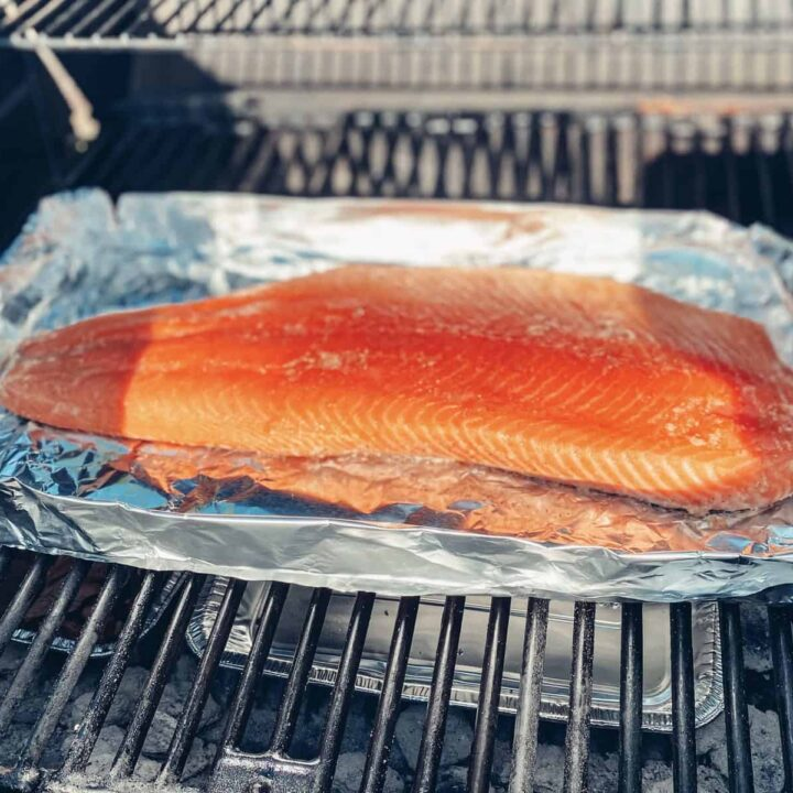 Salmon Famous Food From Alaska