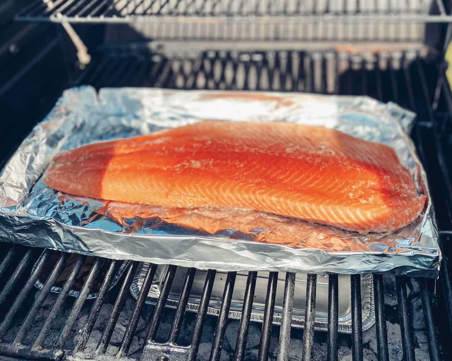 Salmon Famous Food From Alaska