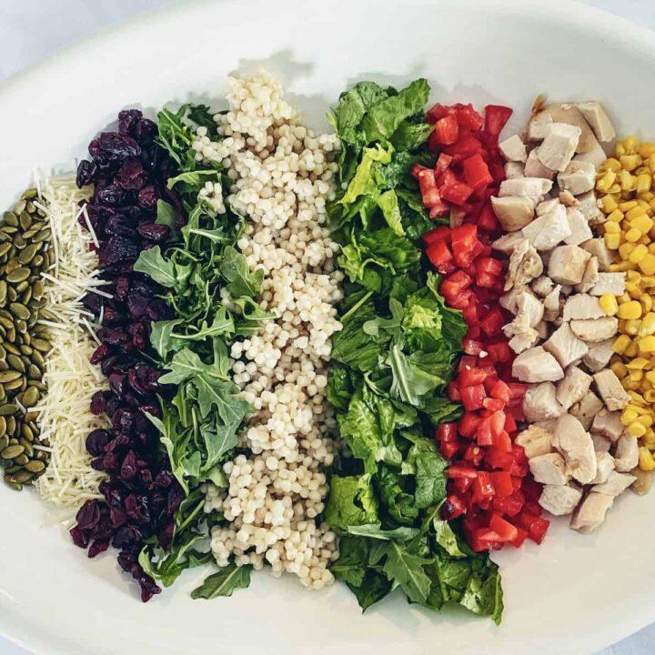 Stetson Salad Menu Plans Cover