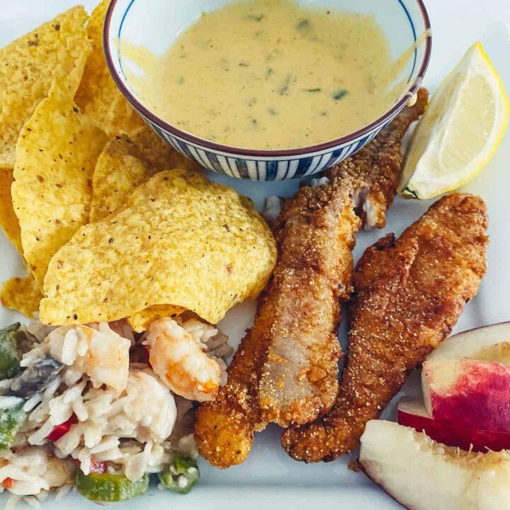 Arkansas dinner catfish