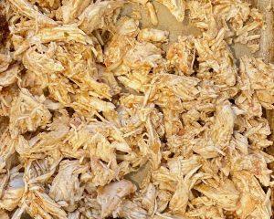 Chicken Tacos Shredded Chicken