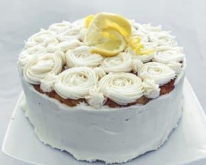 California Citrus Cake