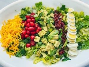 Cobb Salad Keto