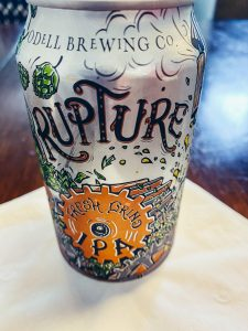 Rupture Craft Beer Famous Colorado