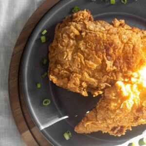 Fried Chicken Thumbnail