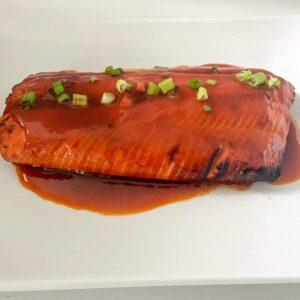 Honey Sriracha Salmon Thumbnail