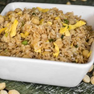Macadamia Fried Rice Thumbnail