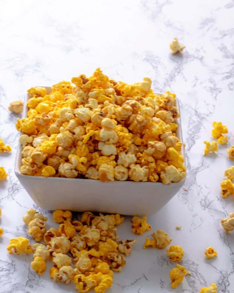 Bowl of Garrett Popcorn