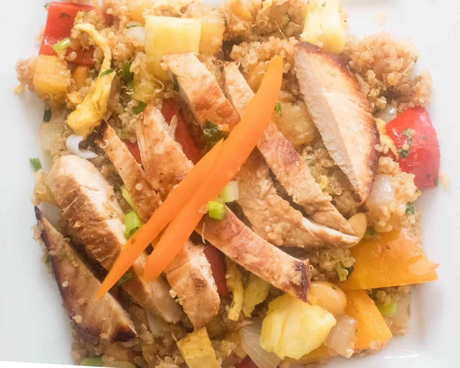 Hawaiian Chicken for Menu Plan