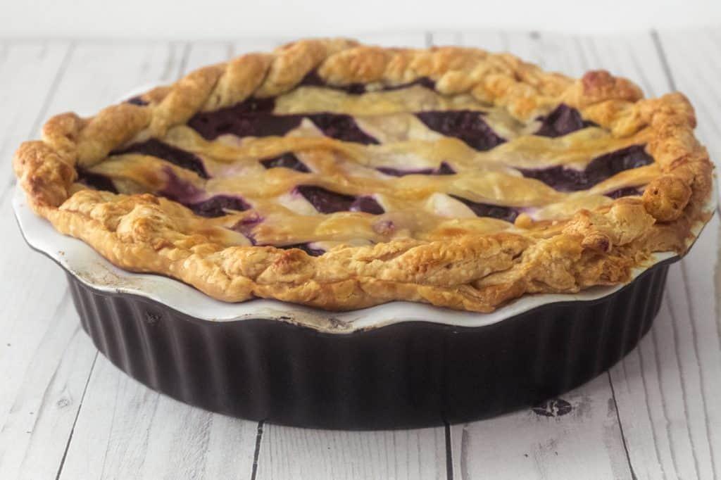 whole huckleberry pie